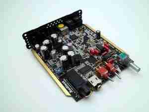 HUD-DX1 Internal Chipset