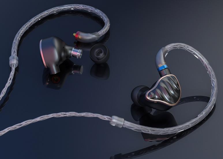 FiiO FH7 5-Driver Hybrid Flagship In-Ear Monitors