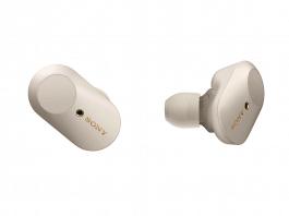 Sony WF-1000XM3 Noise Cancelling Headphones