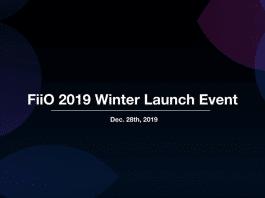FiiO 2019 Winter Launch Event