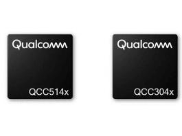 Qualcomm QCC514x, QCC304x Bluetooth SoC