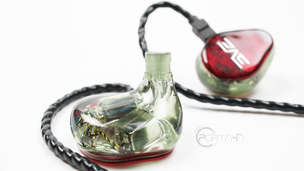 Vision Ears EVE20 In-Ear Monitors