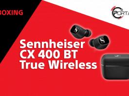 Sennheiser CX 400BT True Wireless Unboxing
